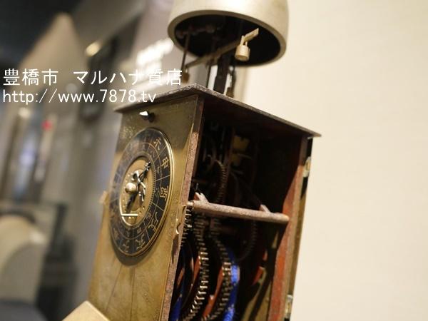 豊橋時計買取マルハナ質店 和時計