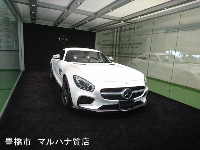 現行のAMG-GT