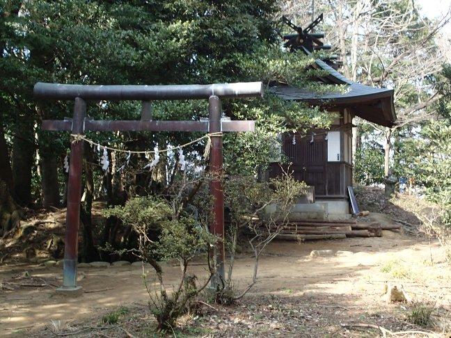 o 白山神社