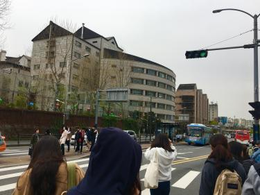 緊迫した報道が連日続いておりますが・・韓国の今は・・
