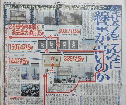 「日刊スポーツ」2月13日付
