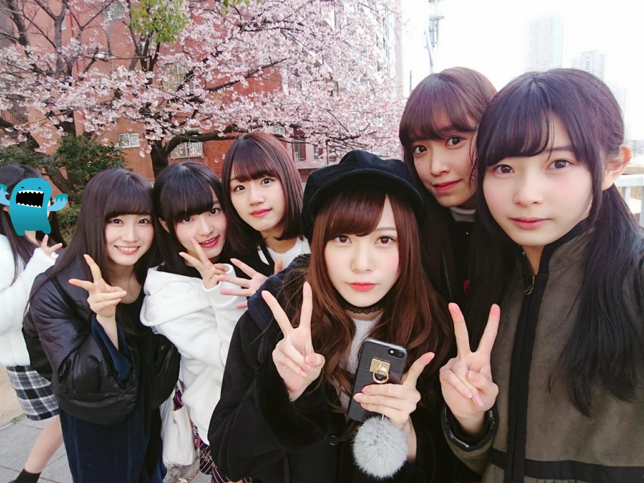 欅坂46 2017 桜