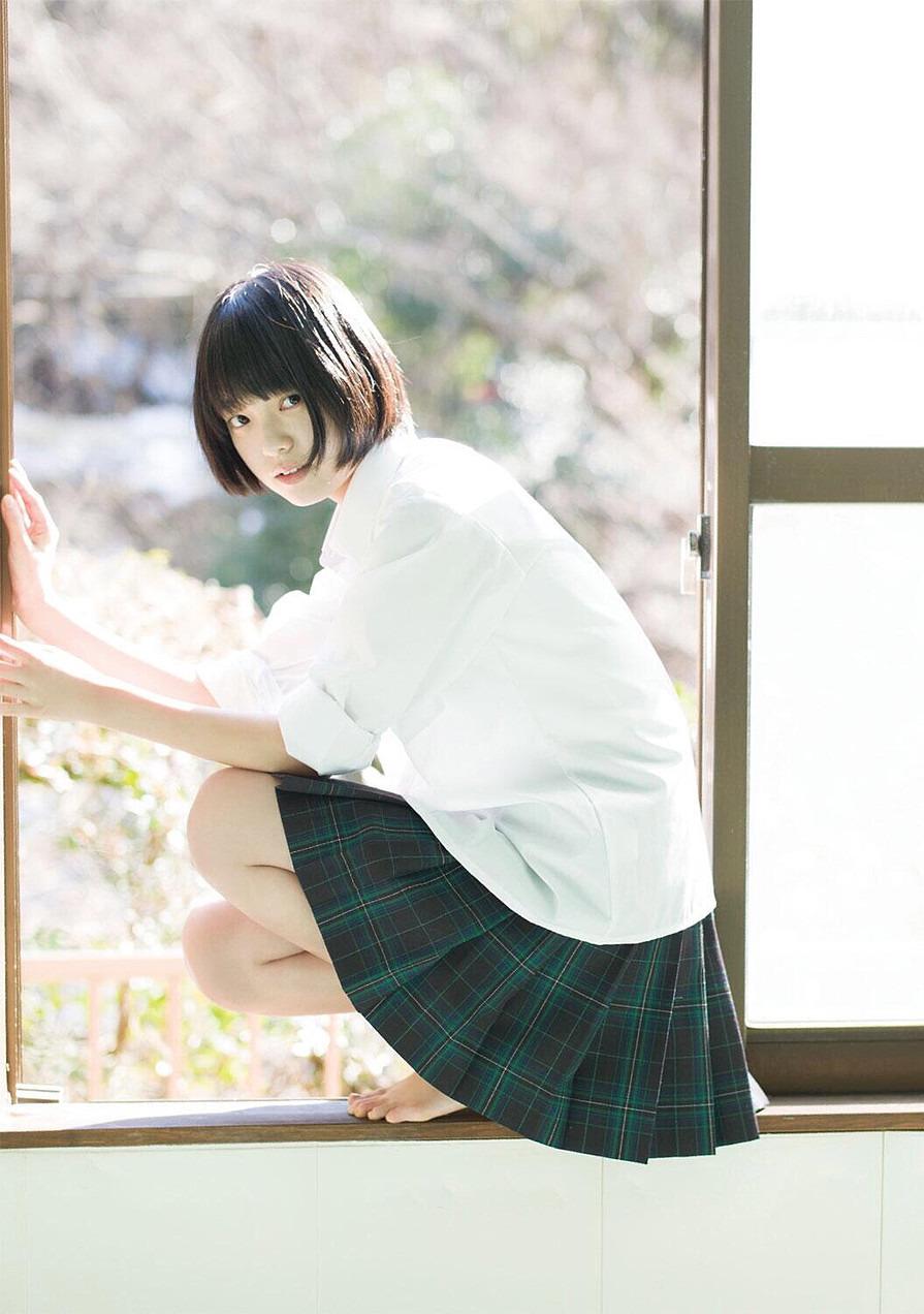 2017 桜 欅坂46平手友梨奈