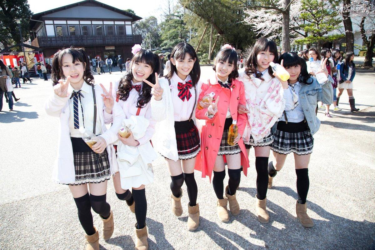 2017 桜 チームしゃちほこ 名古屋城 春の陣にて 1
