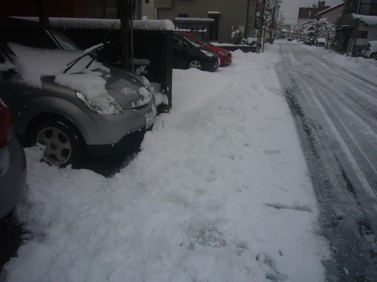新雪 H29.2.11
