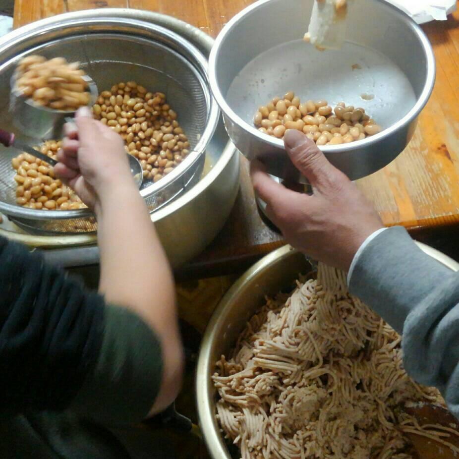 大豆のミンチ