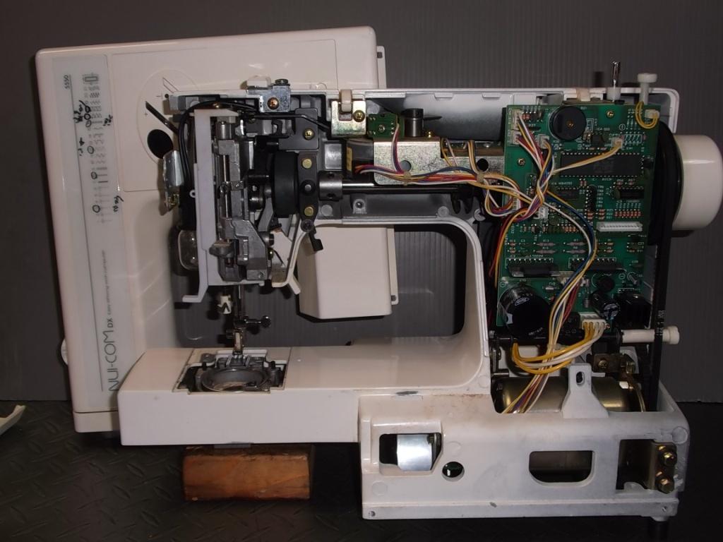 NUI-COM DX 5500-2