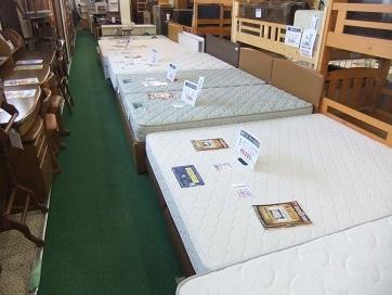 ベッドいっぱい (1)