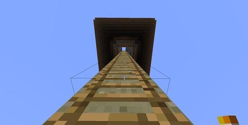 新規TTはしごは怖い