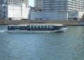 隅田川の水上バス