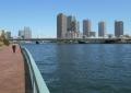隅田川と佃大橋
