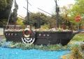横須賀は黒船の展示