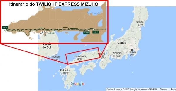 TWILIGHT EXPRESS mizukazerute