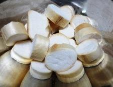 豆腐と麩の味噌汁 材料②
