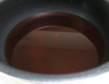 子持ち浅羽カレイの煮付け 調理①