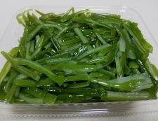 竹輪茎わかめ 材料②