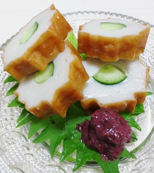 竹輪チーズ B