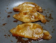 豚ロースのオイスターソース照り焼き 調理⑤