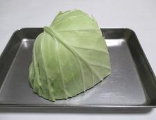 アスパラとキャベツの黒胡椒マヨ醤油サラダ 材料②