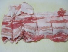 豚バラもやしキムチ炒め 調理②