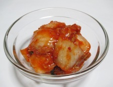 豚バラもやしキムチ炒め 調理①