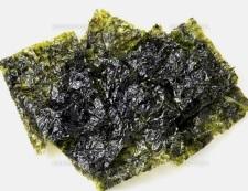 韓国海苔 材料②