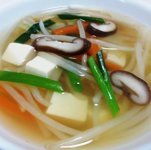 野菜スープ 大