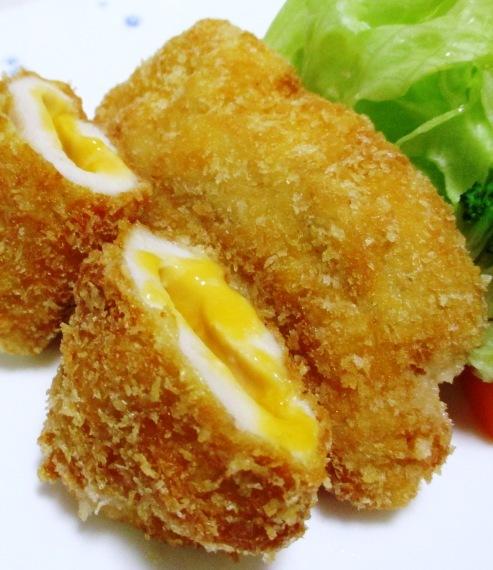 鶏むね肉チーズインフライ B
