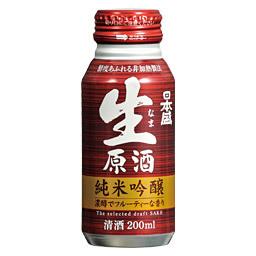 日本盛 生原酒 説明用写真