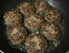 煮込みハンバーグ 調理③