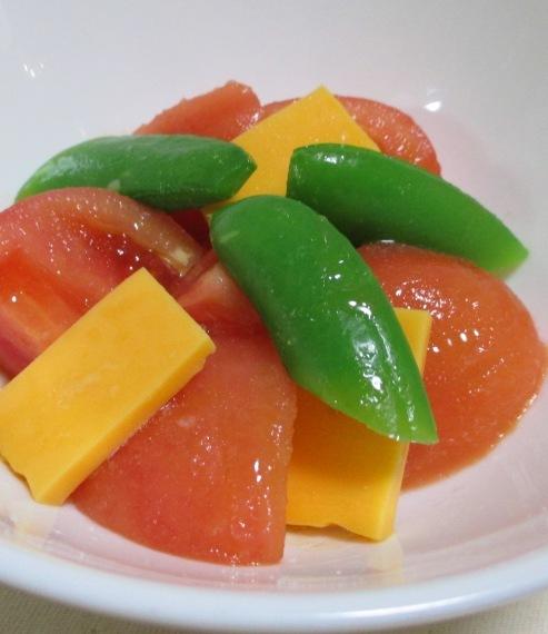 トマトとチーズ B