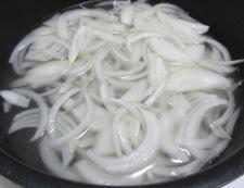 ピリ辛の豚こま味噌煮 調理③