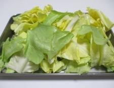 手羽中と春野菜のスープ煮 【下準備】②