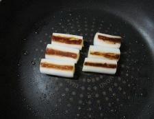 鶏南蛮うどん 調理②