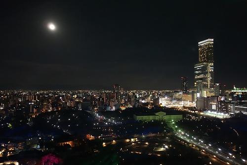 通天閣夜景