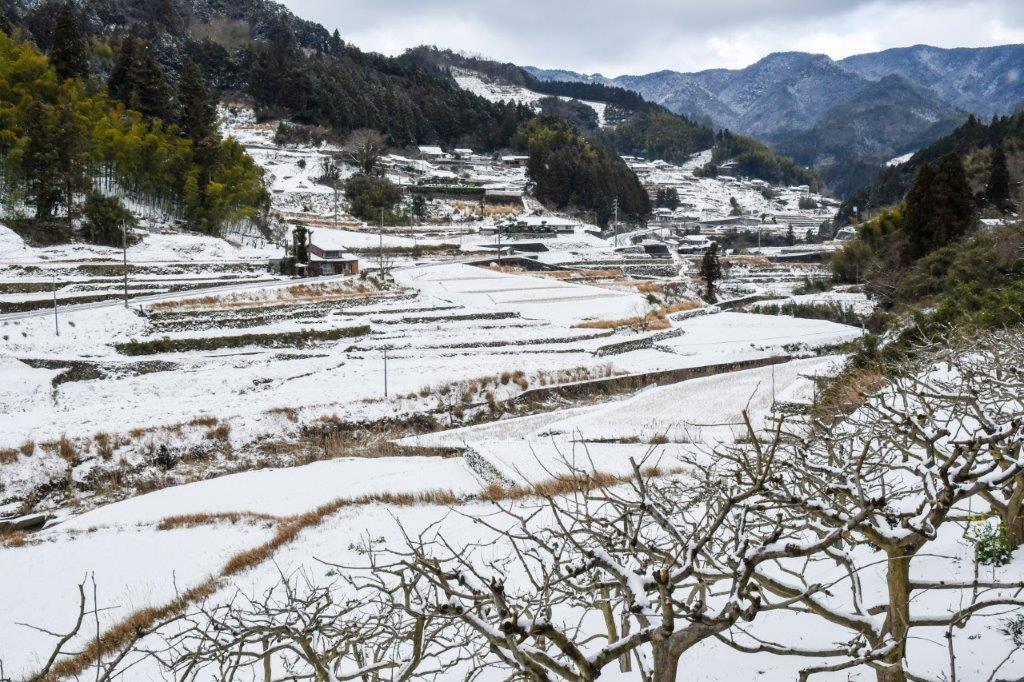 雪の石畳-2-1