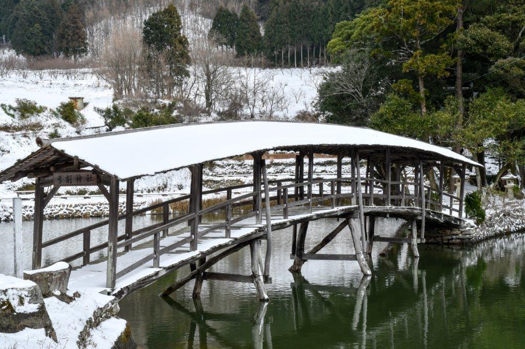 雪の石畳-5-1