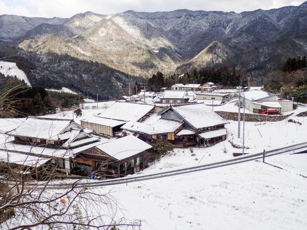 雪の石畳-9-1
