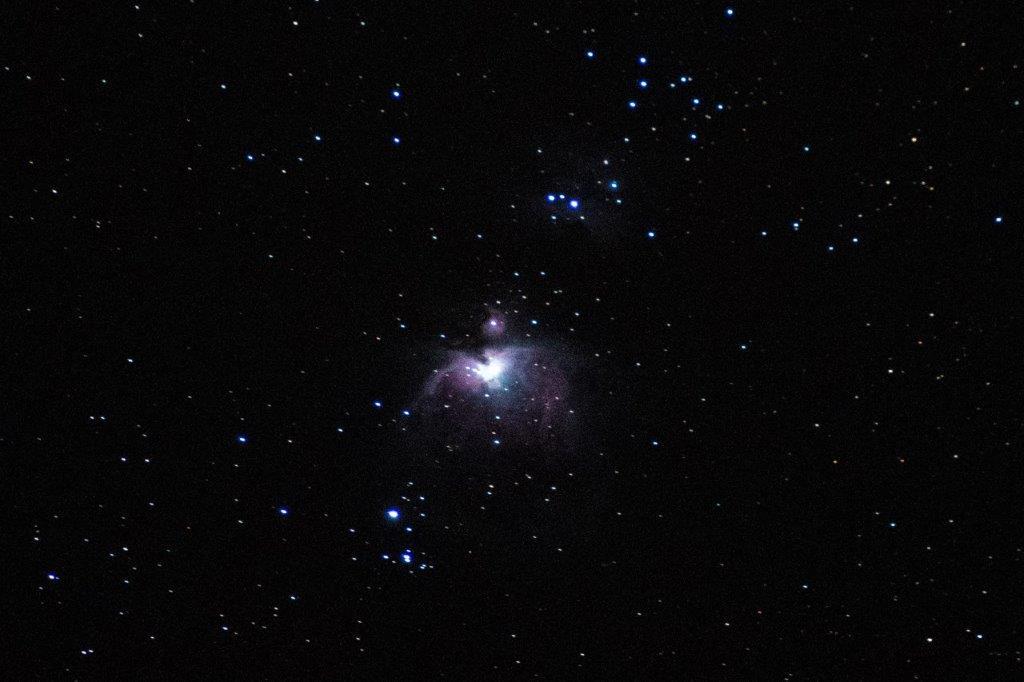 オリオン大星雲 4000-1