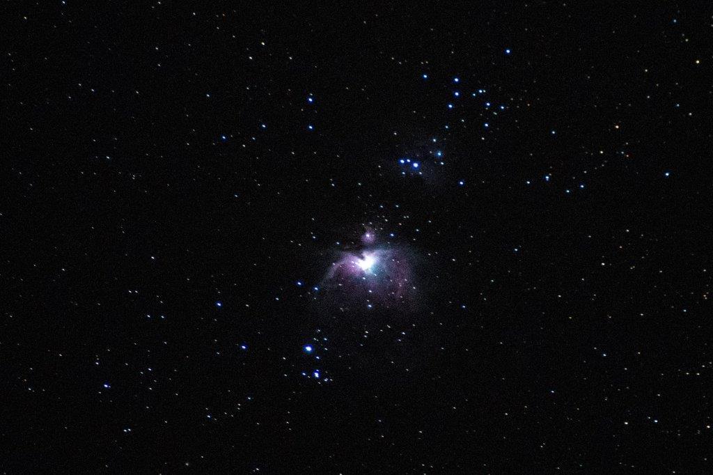 オリオン大星雲 5000-1
