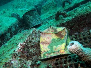 s海底ゴミ20170226突堤下
