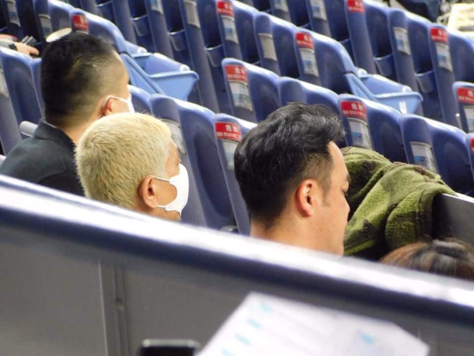【画像】野球嫌いの松本人志、中居正広に会うために京セラドームに足を運ぶ?