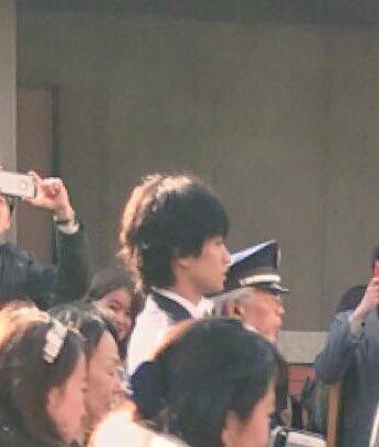 【画像】セクゾ・中島健人が明治学院大学卒業式に降臨!後輩男子をジャニーズに目覚めさせる!?