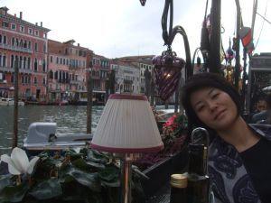 ヴェネツィア食事