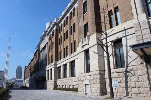 0224:神戸税関 南側外観①