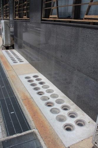 0227:日本真珠会館 丸型の明かりとり