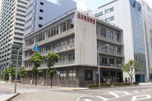 0227:日本真珠会館 南東角から①