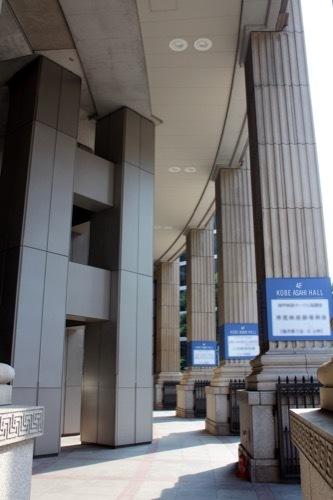 0229:神戸朝日ビル 建物内部①