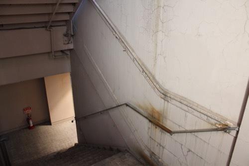 0231:旧居留地38番館 謎の階段