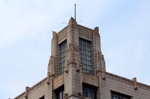 0233:神港ビルヂング 塔屋①
